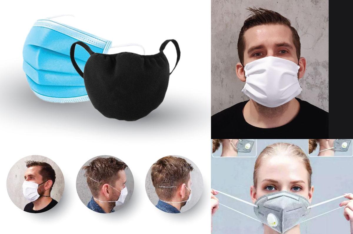 Notre gamme de masques est là pour vous permettre d'adapter votre quotidien à cette nouvelle façon de vivre.