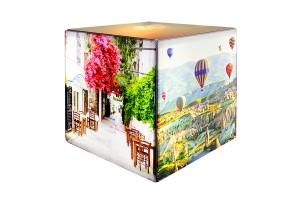Cube Lumineux personnalisé