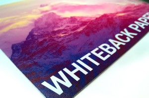 WhiteBack Paper HR