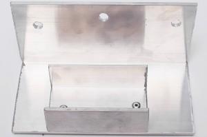 Pattes de Fixation pour Cadre en Aluminium