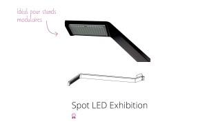 Spot  LED Exhibition