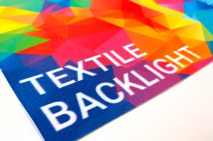 Textile Backlight
