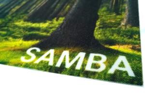 Tissu Samba
