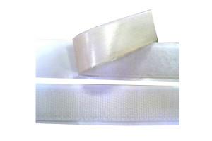 Velcro Blanc